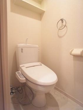 【トイレ】リブリオルタンシア3