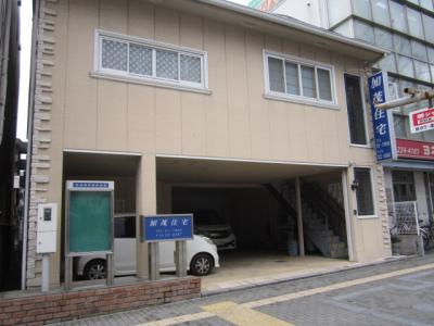 【外観】堺駅から5分!メイン通り 1F 52坪!事務所