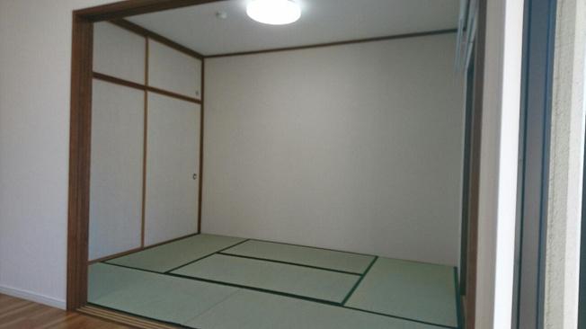 【和室】パロス・リバーコート博多壱番館