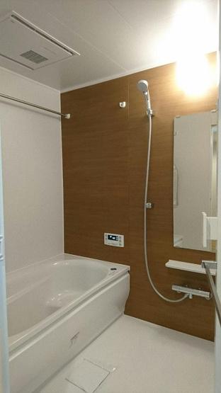 【浴室】パロス・リバーコート博多壱番館