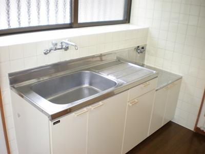 【キッチン】コーポ壺川
