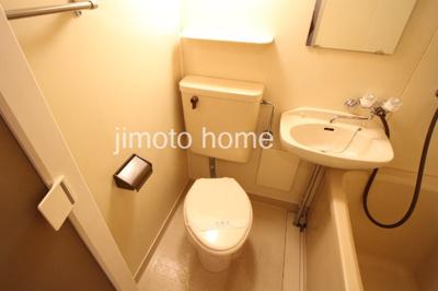 【浴室】司ハイツ