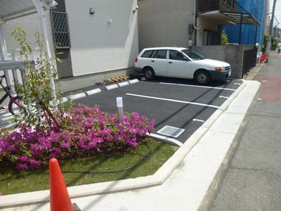 【駐車場】サンフォレスト北本町
