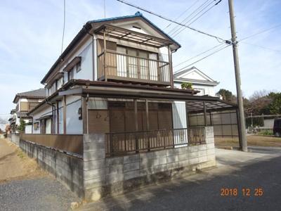 【外観】鴻巣市赤城 売地(専属・更地渡し)