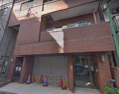 【外観】早稲田駅9分 1階路面店舗事務所