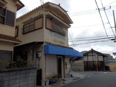 南東側。建築条件なしなのでお好きなハウスメーカー様で建築可能です(*^_^*)