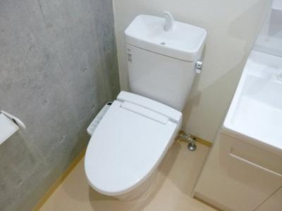【トイレ】住まいる中野本町