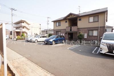 【駐車場】リビングタウンみらい平C