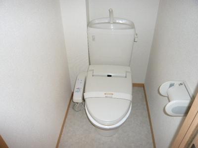 【トイレ】リビングタウンみらい平C