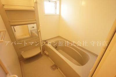 【浴室】リビングタウンみらい平C