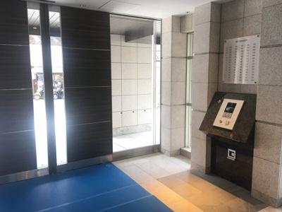 【エントランス】アルファステイツ三田駅前Ⅱ
