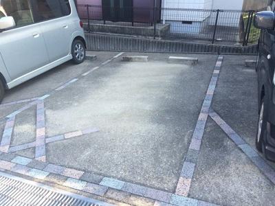 【駐車場】メゾンベール須磨