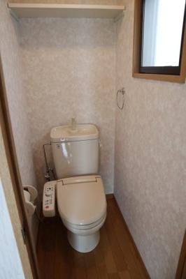 【トイレ】プレステージシモサワ