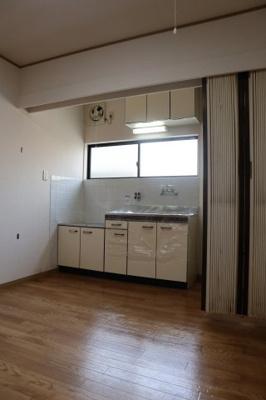 【キッチン】ひよどり住宅