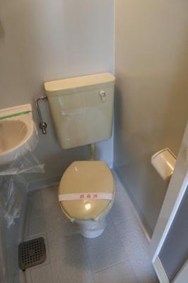 【トイレ】ひよどり住宅
