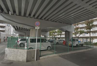 【外観】パークワン服部寿町月極駐車場