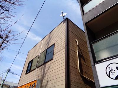 【外観】中央5丁目戸建