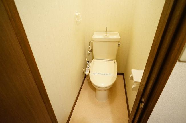 【トイレ】コーポマルイⅢ