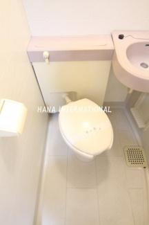 【トイレ】アーバンコート南行徳2