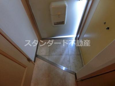 【玄関】ルクレール中崎