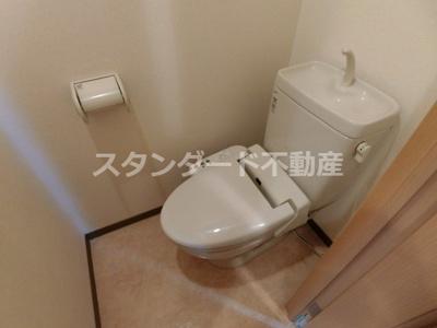 【トイレ】ルクレール中崎
