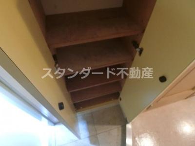 【収納】ルクレール中崎