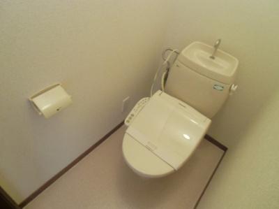 シンフォニーガーデンのトイレ