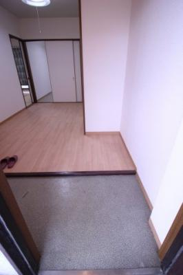 【玄関】さくらハウス