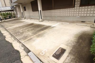 【駐車場】さくらハウス