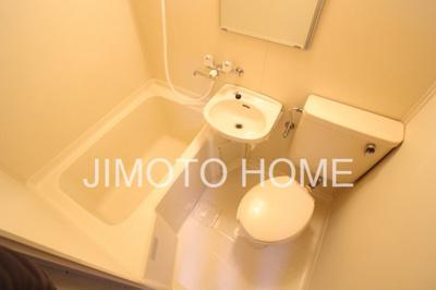 【浴室】シャンクレール南堀江
