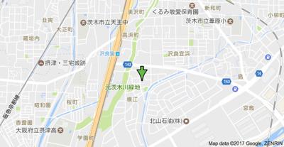 【地図】セードルⅡ