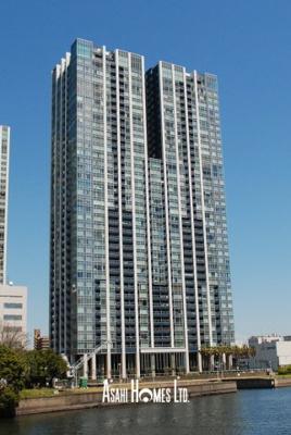 【外観】ワールドシティタワーズ・アクアタワー
