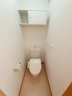 【トイレ】メリーフィールド