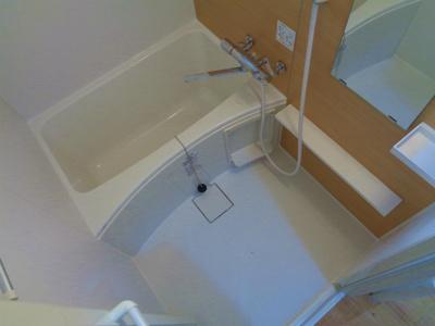 【浴室】ねころびハウス南田辺