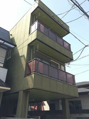 【外観】モガミコーポ第3