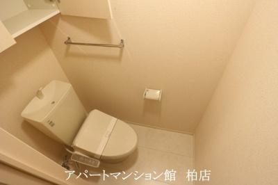 【トイレ】アスタリスク