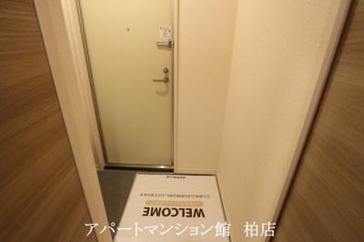 【玄関】アスタリスク