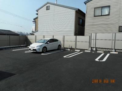 【駐車場】プリムローズShizu