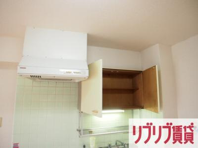【キッチン】ハイツウステリア