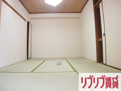 【和室】ハイツウステリア
