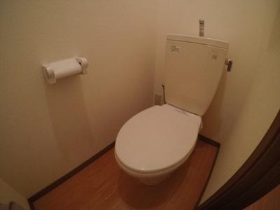 【トイレ】クレスト中殿Ⅱ