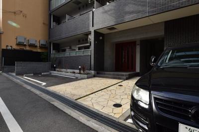 【駐車場】ブランドール上本町