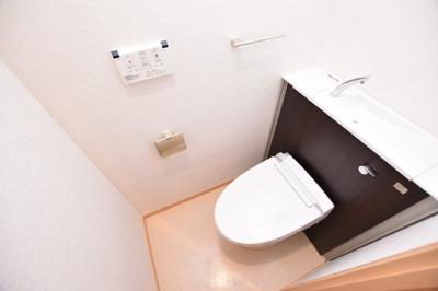 【トイレ】ブランドール上本町