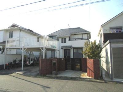 【外観】中古住宅