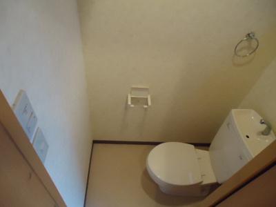 【トイレ】アプト庄内緑地 Ⅰ棟(APT庄内緑地)