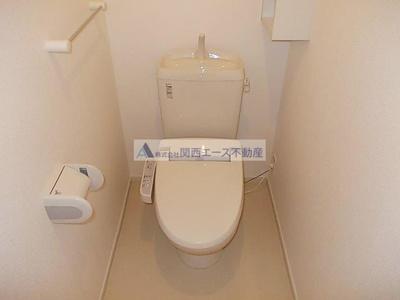 【トイレ】カーサ・フェリチェⅠ