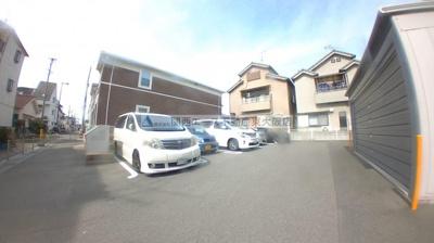 【駐車場】カーサ・フェリチェⅠ