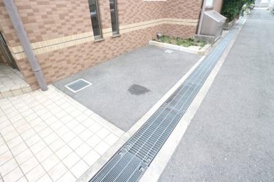 【駐車場】レジデンシア竹橋