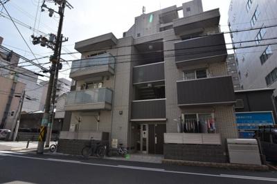 【外観】日東新町Dルーム