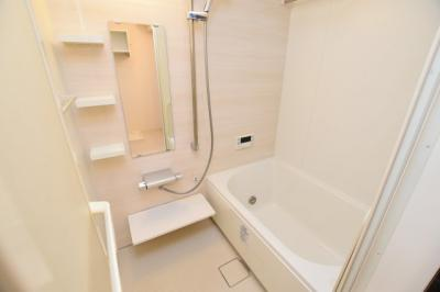 【浴室】日東新町Dルーム